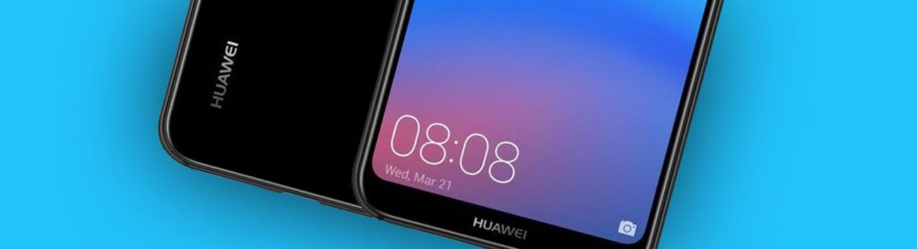 Fenomenalna sprzedaż modeli P20 od Huawei
