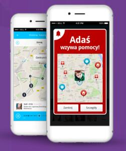 Play S.O.S. dla Bliskiego - Lokalizacja telefonu