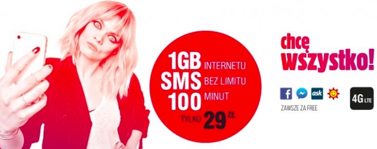 #Chcewszystko virgin mobile