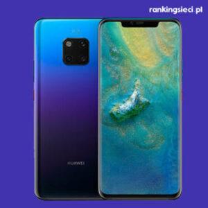 Huawei Mate 20 PRO Ranking smartfonów