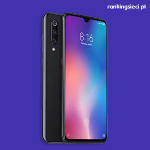 Xiaomi Mi 9 ranking smartfonów
