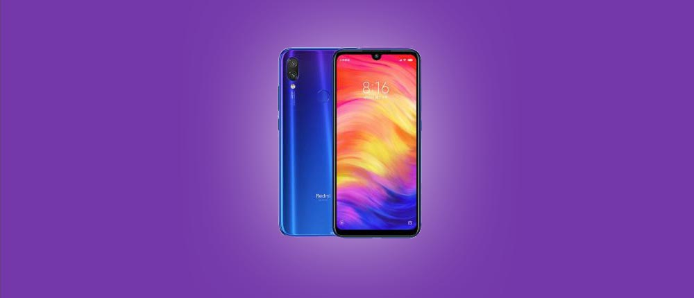 Redmi Note7 i Redmi GO w Play