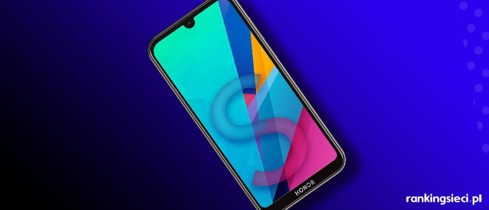 Telefon Honor 8S. Dane techniczne