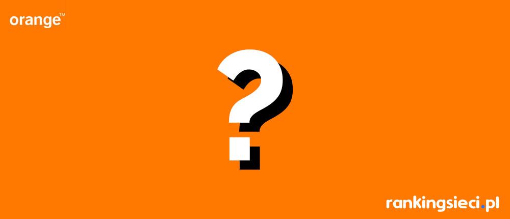 Jak sprawdzić stan konta w Orange?
