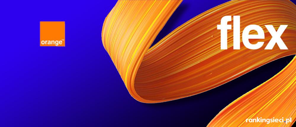 Jak działa aplikacja Orange Flex?