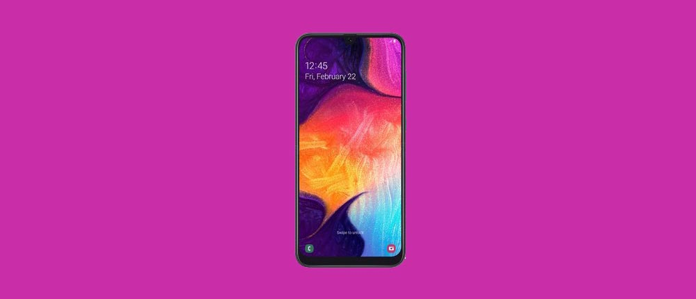 Samsung Galaxy A50 Orange abonament
