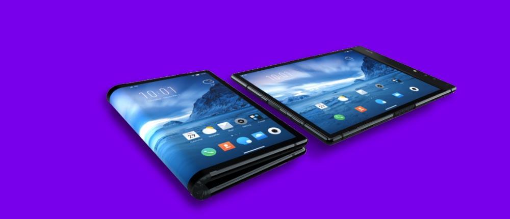 Smartfon ze zwijanym ekranem od Sony. Rozwiązanie Nautilus