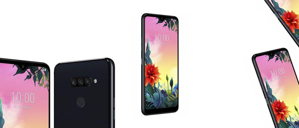 LG K50S i LG K40S – 2 nowe modele z dużymi ekranami