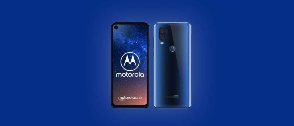 Motorola One Vision od Plusa wraz z zestawem szkolnym za 1 zł