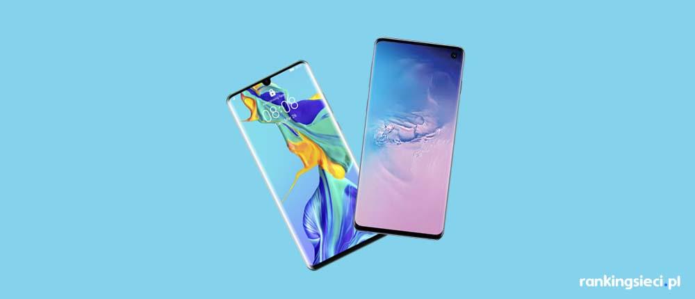 Samsung czy Huawei? Który telefon lepszy?