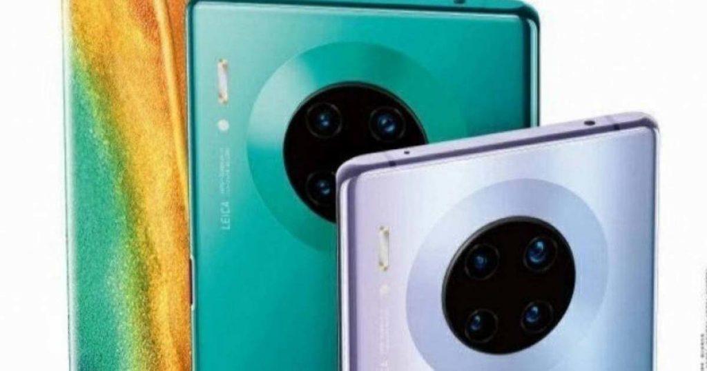 Huawei Mate 30 Pro w Orange, T-Mobile, Play i Plus