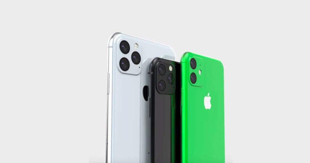 iPhone 11 na rynku już 10 września