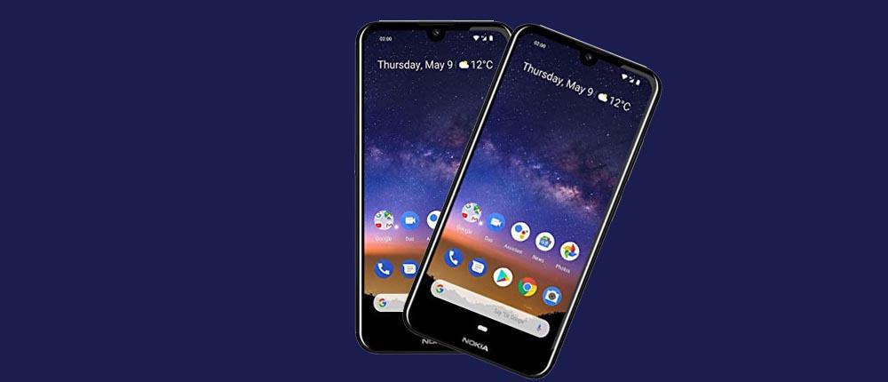 Nokia 2.2, czyli coś taniego dla biznesmenów