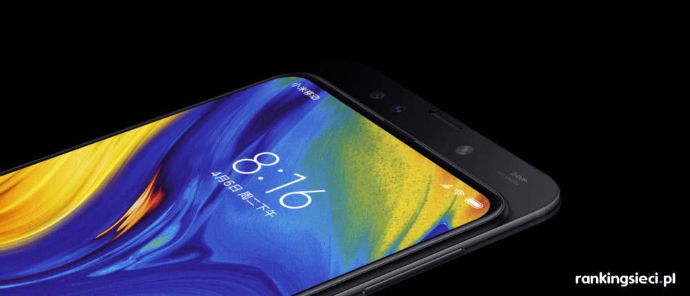 Xiaomi Mi Mix 4 – specyfikacja techniczna