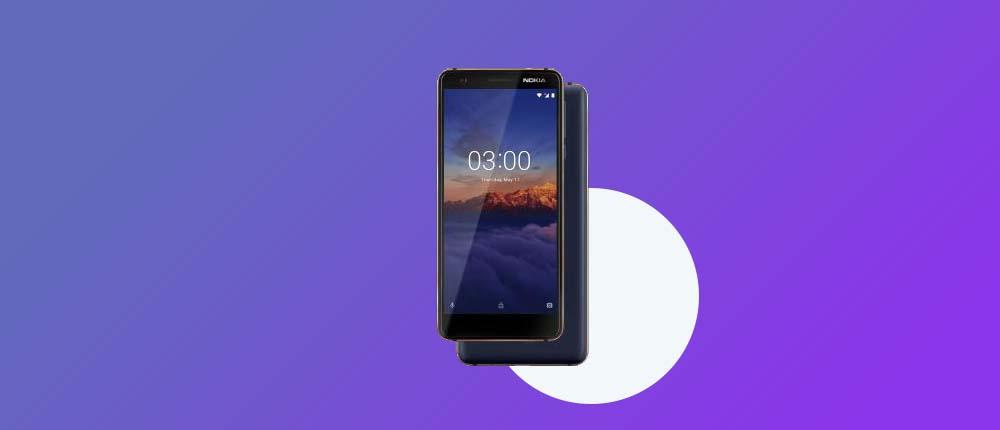 Nokia 3.1 Plus taniej o 110 zł w sieci Play