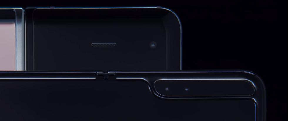 Samsung Galaxy Fold aparaty