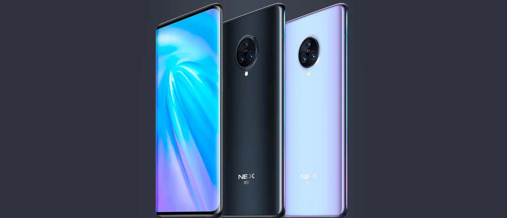 Vivo Nex 3 5G – Premiera, cena i specyfikacja