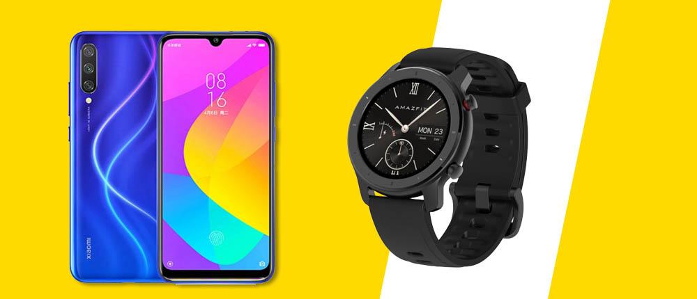 Gearbest – Xiaomi Mi A3 i smartwatch Amazfit taniej o kilkaset złotych