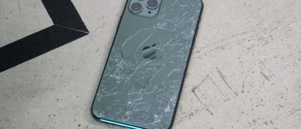 iphone test wytrzymałości