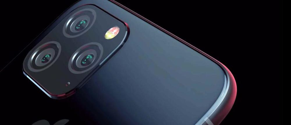 iPhone 11 wygląd