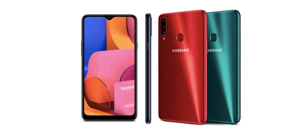 Samsung Galaxy A20s – smartfon na każdą kieszeń