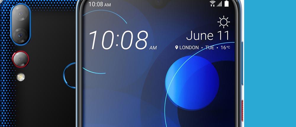 Play – HTC Desire 19+ z głośnikiem w atrakcyjnej cenie